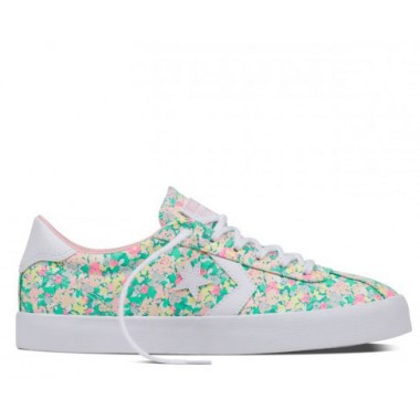 Converse Breakpoint Floral Green
