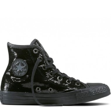 Chuck Taylor All Star Sequins Black