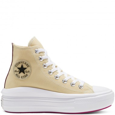 Women's Chuck Taylor All Star Move High Top Farro