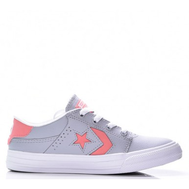 Converse Cons Tre Star Wolf Grey