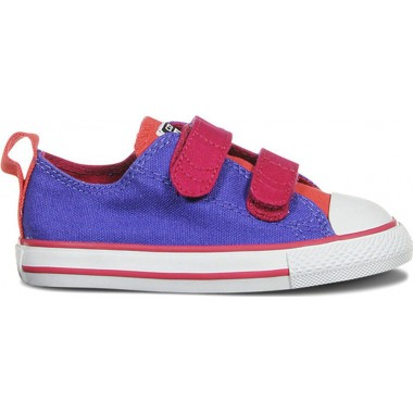 Chuck Taylor All Star 2V Purple Canvas