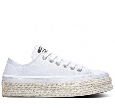 Converse Chuck Taylor As Espadrille White