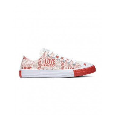 Love Fearlessly Chuck Taylor All Star Low Top Shoe