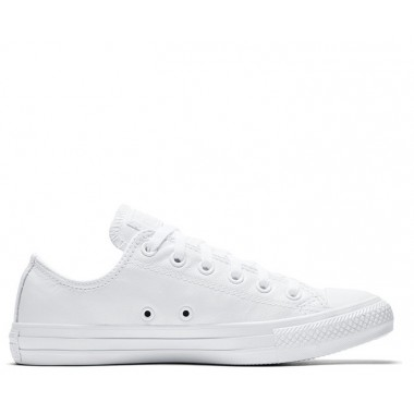 Chuck Taylor All Star Leather mono White