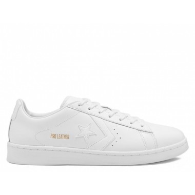 CONVERSE PRO LEATHER OX White