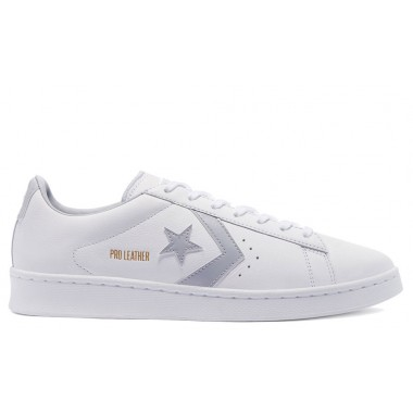 Pro Leather Gold Standard White/Grey