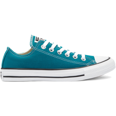 Chuck Taylor All Star Teal Blue Low