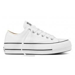 Converse All Star Lift Chuck Taylor White