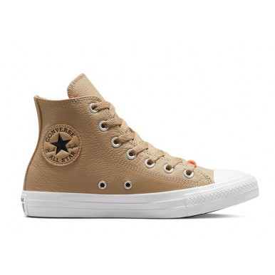 Chuck Taylor All Star Leather HD Fusion High Top Nomad Khaki