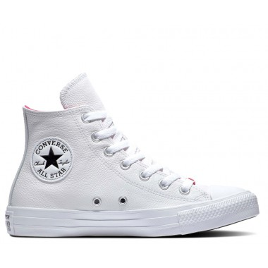 Chuck Taylor All Star Optical White Pink