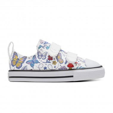 Toddlers' Butterfly Easy-On Chuck Taylor All Star Low Top