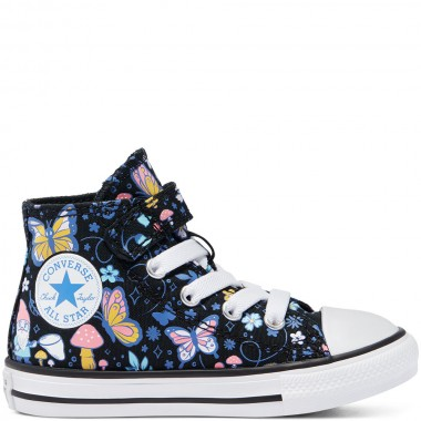 Toddlers' Butterfly Easy-On Chuck Taylor All Star High Top