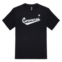 Converse Center Front Logo Short Sleeve Tee