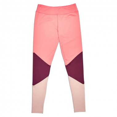 Core Blocked Legging Peach