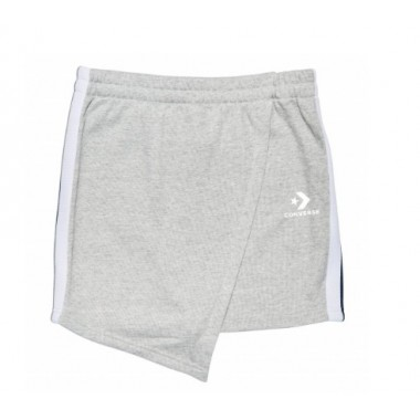 CONVERSE STAR CHEVON TRACK SKIRT Grey