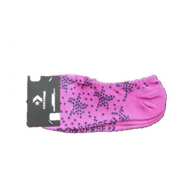 Dots Kint in OX Socks Woman Active Fuchsia