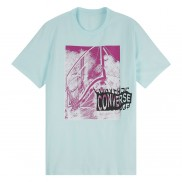 CONVERSE Men Hoop There It Is Photo Tee Blue