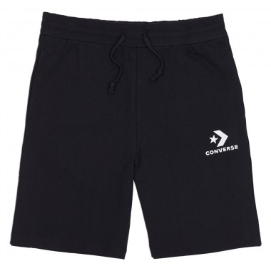 CONVERSE STAR CHEVRON KNIT SHORT Black