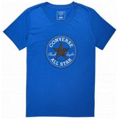 Converse Core Solid Chuck Patch Crew Blue