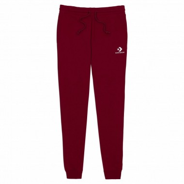 Converse Star Chevron Embossed Pants Red