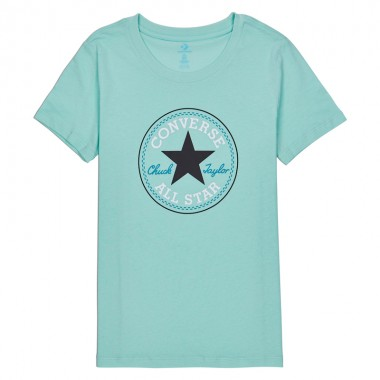 CHUCK PATCH NOVA TEE OCEAN MINT