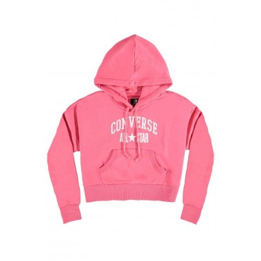 Converse All Star Pullover Hoodie Strawbery