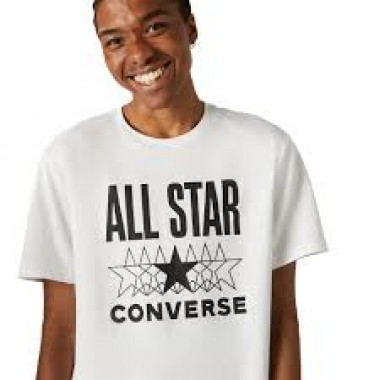 ALL STAR SS TEE WHITE
