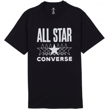 ALL STAR SS TEE BLACK