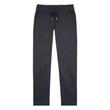 WOVEN UTILITY PANT Covnerse Black
