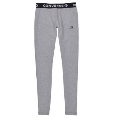 Women's Wordmark Legging in Vintage Grey Heather