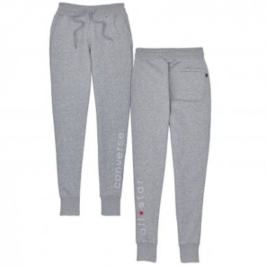CONVERSE WOMENS ALL STAR PANT Grey