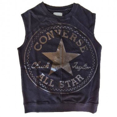 Converse All Star Tee Sleaveless Black