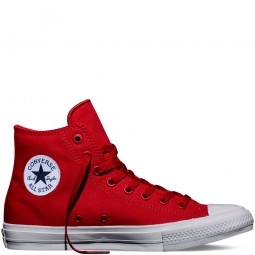 Chuck Taylor All Star II Salsa Red