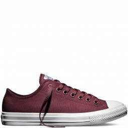 Chuck Taylor All Star II Deep Bordeaux Ox