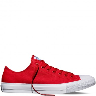 Chuck Taylor All Star II Salsa Red Ox