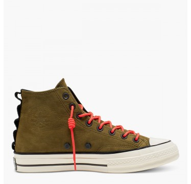 Chuck 70 Specialty Olive / White