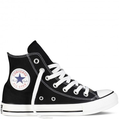 Chuck Taylor All Star Classic Colors Black High