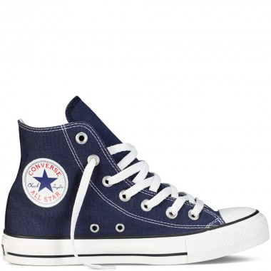 Chuck Taylor All Star Classic Colors Navy High