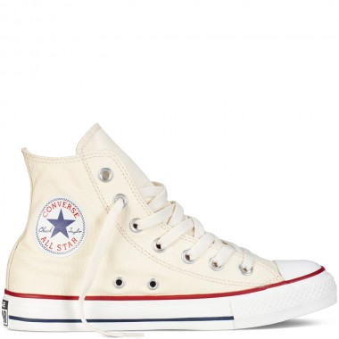 Chuck Taylor All Star Classic Colors Natural White Hi