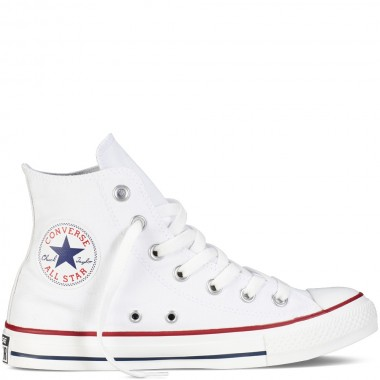 Chuck Taylor All Star Classic Colors Optical White High