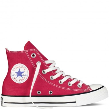 Chuck Taylor All Star Classic Colors Red High