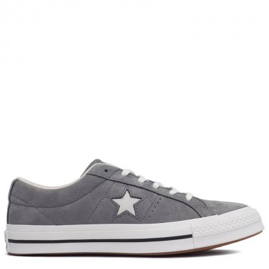 Converse One Star OX Low - Grey