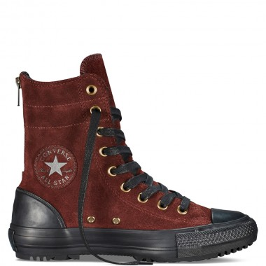 Chuck Taylor All Star HI-RISE BOOT BURNT