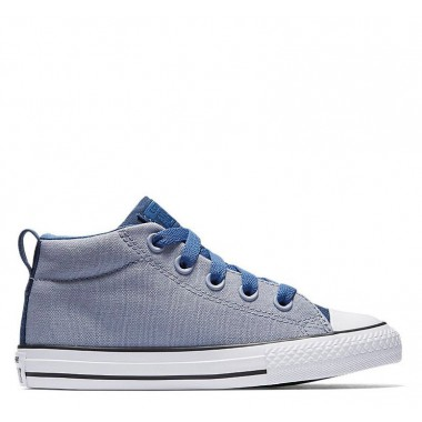 CHUCK TAYLOR ALL STAR STREET FUNDAMENTALS MID Navy