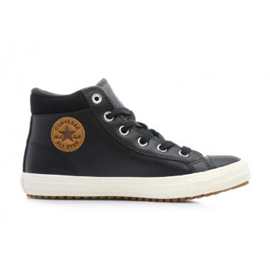 Converse Pc Boot Hi Black/brown