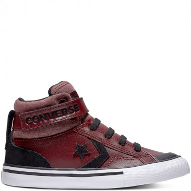 PRO BLAZE STRAP Junior HI DARK BURGUNDY/BLACK