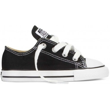Chuck Taylor All Star Classic Colors Infant Toddler Black