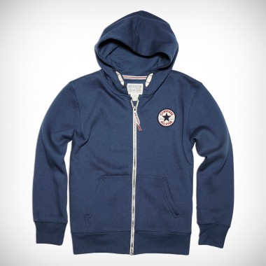 Infant Boys Converse Zip Hoody