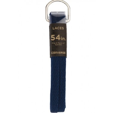 "CONVERSE 54"" SOLID LACES NAVY A05 (137 CM)"