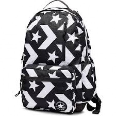 GO BACKPACK Converse Black/White